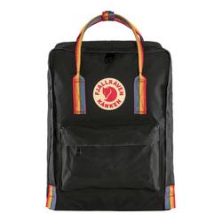 F23620550-Mochila-Kanken-Rainbow-Black-Pattern-Original-1
