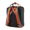 F23621550-Mochila-Kanken-Rainbow-Mini-Black-Pattern-Original-2