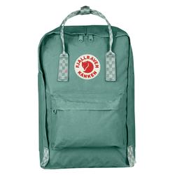 mochila-kanken-laptop-15-frost-green-chess-pattern-F27172F664904-1